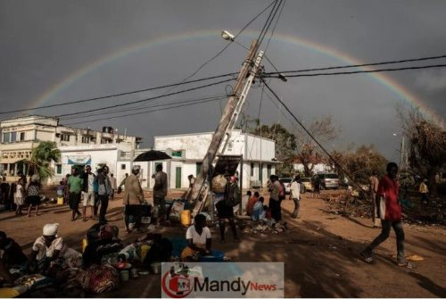 Screenshot 18 - About 3 Million People Affected By Cyclone Idai In Mozambique – UN (Photos)