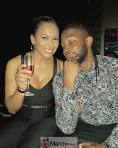 UTI-and-TBoss Pregnant Tboss And Uti Nwachukwu Set To Wed!