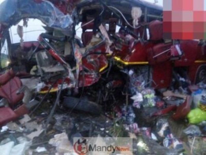 VVIP-bus-crash-on-Tamale-696x522 Over 70 Individuals Useless In A VVIP Bus Crash In Tamale, Ghana (Images)