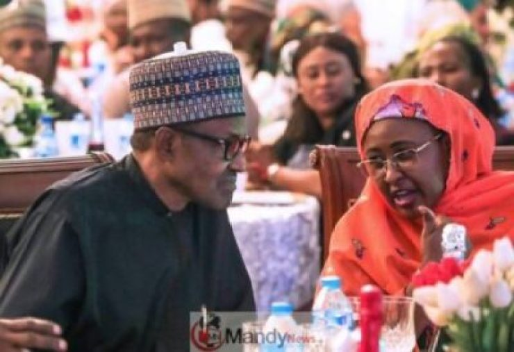 ba See Photos From President Buhari's Election Victory Dinner