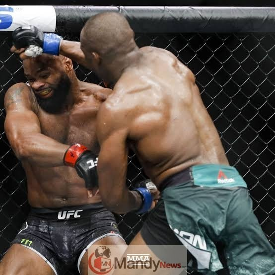 images 5 - Kamaru Usman vs. Tyron Woodley Full Fight Video Highlights
