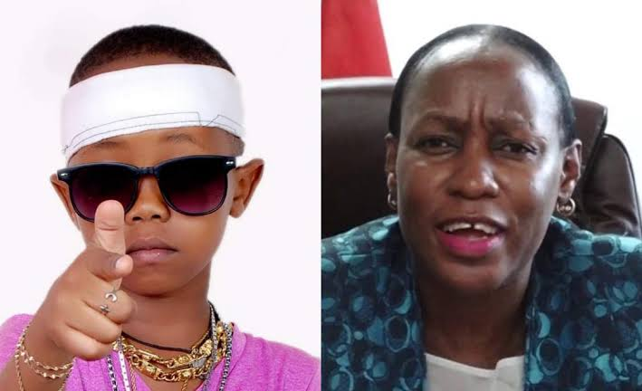 images 6 4 - Ugandan Minister Warns 7-Yr-Old Musician To Stop Rapping