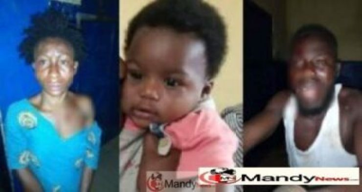 kinapped-boy-1024x542 1-Year-Old Kidnapped Boy In Ghana Rescued By SWAT Team (Photos)