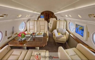 private jet 1  - 19 Celebrities Who Own Private Jets