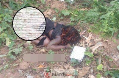 rape killed Abrepo Kumasi - Two Ladies Gang-R&ped And Killed Afterward At Kumasi, Ghana (Photos)