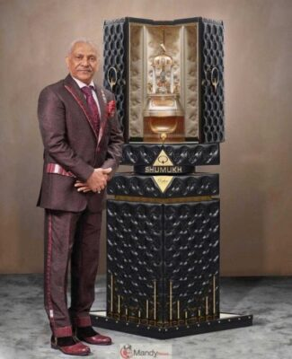 world most expensive perfume 1 832x1024 - World Most Expensive Perfume, SHUMUKH Being Sold For $1.295 Million