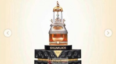 world most expensive perfume 2 1024x566 - World Most Expensive Perfume, SHUMUKH Being Sold For $1.295 Million