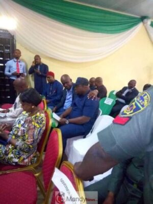57023955 2557432541012030 2458484914257920000 n - INEC Presents Certificates Of Return To Wike, Lawmakers In Rivers.