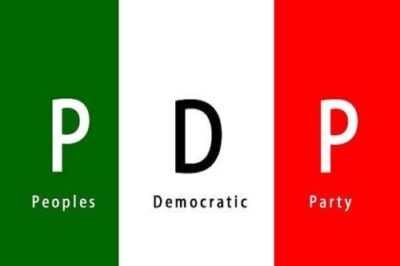 9110872 pdp jpeg94e3a1755126f7ed56b5233f585bd5d7 - National Assembly Leadership: We Will Strike At The Right Time - PDP