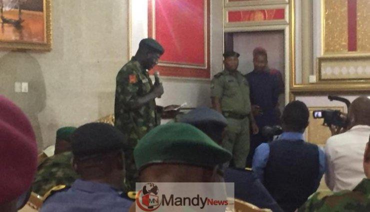 Chief-Of-Army-Staff-Lt-Gen-Tukur-Buratai-1 Chief of Army Staff, Lt Gen Tukur Buratai Pays Visit To Olu Of Warri Palace