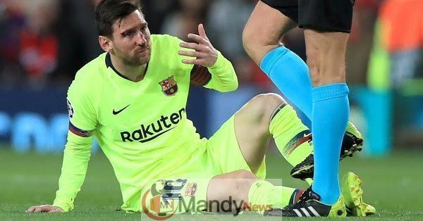 Messi-1 Champions League: Barcelona Manager Reveals How Man Utd Stopped Messi