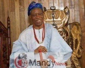 Oba Folagbade Olateru Olagbegi