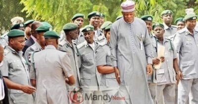 The Comptroller General of Customs CGC Col. Hameed Ali - How To Apply For Nigeria Customs Service Recruitment 2019