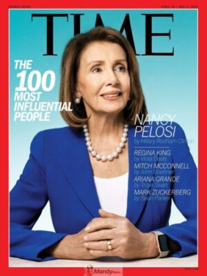 ce647343 9ea2 45c9 a075 9d0f3deaf8c9 NANCY 1 768x1024 - TIME 100: The Most Influential People In The World 2019