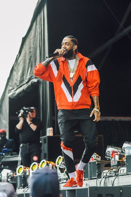 images 2 1 - Nipsey Hussle's Music Gross sales Improve 2,776% After Loss of life