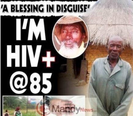 p1-435x380 I'M HIV+ At 85 However It's A Blessing In Disguise – Sekuru Samba