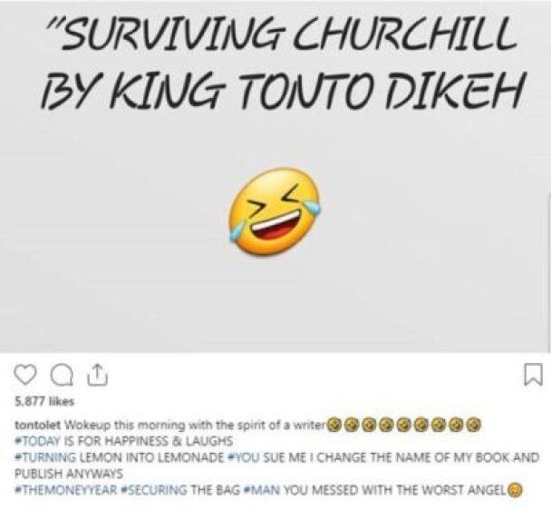 "9307908_ton2_jpeg8a8793dfa0081501afe77c8a9c44f0a0 ""Surviving Churchill"" - Tonto Dikeh Hints At Writing A Inform-All E-book"