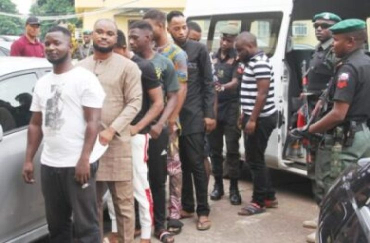 9447600_471fa64ffc83b54a5521d2e478ab9bee_jpegc0815f31fcb63de82568b470bb39bf12 EFCC Arrests 8 Yahoo Boys In Lagos. See Them With Their Laptops (Photos)