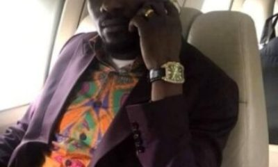 Apostle Johnson Suleman Private Jet
