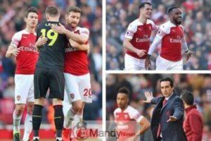 Arsenal-news-Unai-Emery-Southampton-Bernd-Leno-Granit-Xhaka-761684-300x200 Latest Sport News & Headlines Today, Friday, 31 May 2019