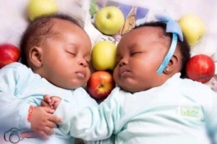 FB_IMG_15579554795187896 Stereoman Ekwe Shares Adorable Photos Of His Cute Twins