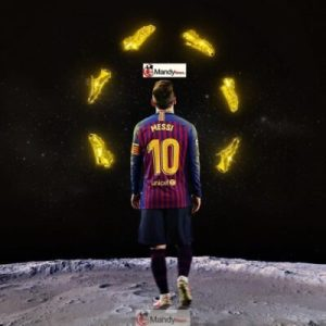 Leo-Messi-300x300 Messi's 6th Golden Shoe On Display In Museum