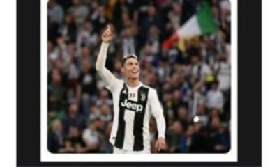 Ronaldo's mum retweeted a bizarre message much to Juve fans' annoyance