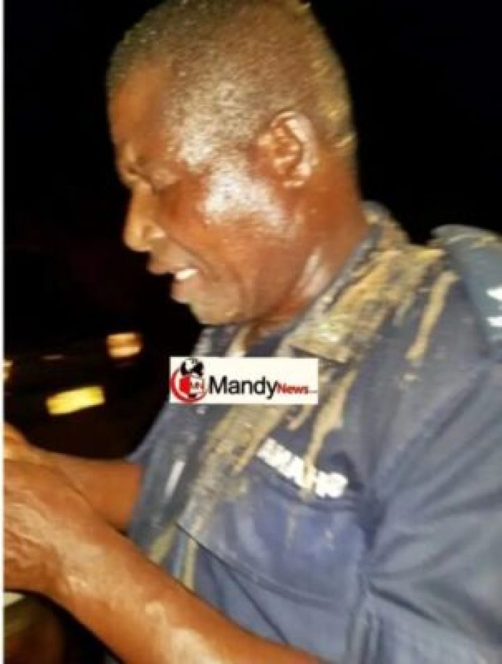 1559939244835 Angry Ghanaian Woman Pours Hot Banga Soup On Police Commander (Photos)