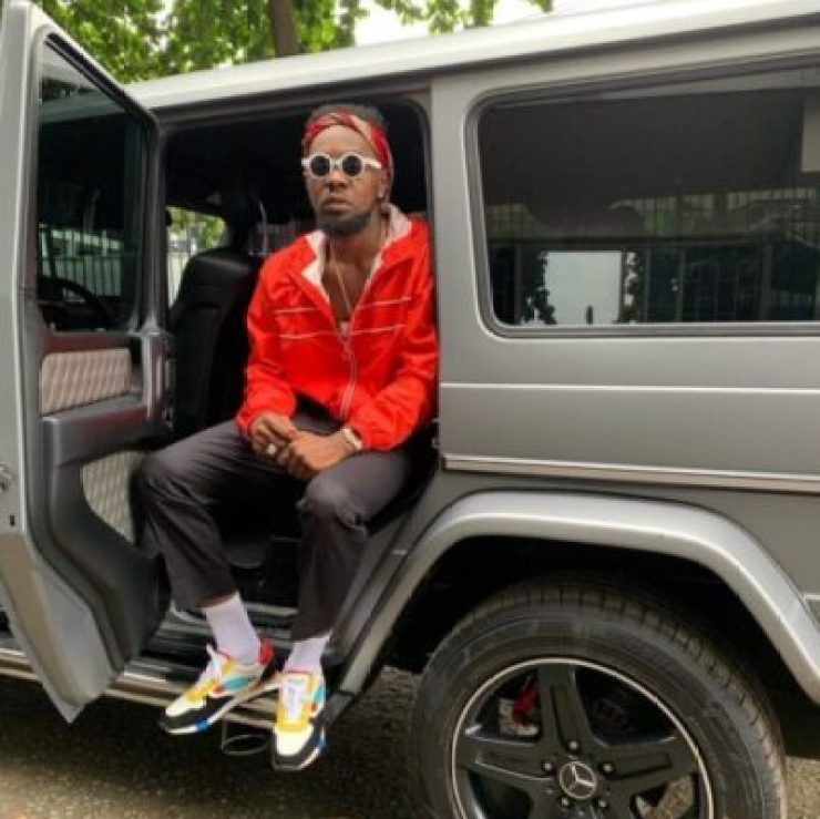 """9573363_1_jpeg83b5009e040969ee7b60362ad7426573 """"Success Never Comes To Anybody Hating"""" - Patoranking Poses In Ride (Photo)"""