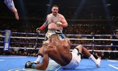 GettyImages 1153144536 - Andy Ruiz Knocks Out Anthony Joshua, Takes Three World Titles