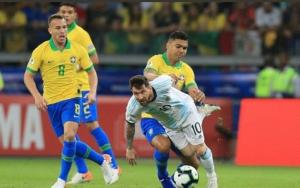 Screenshot_20190703-043730 Copa America: Lionel Messi Humiliates Casemiro And He Tackles Horribly (Video, Photos)