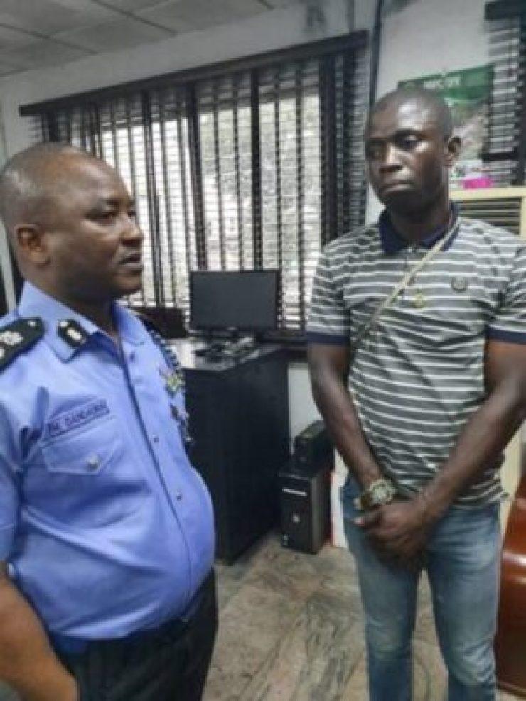 IMG_20190919_232743 Hotel killings: Rivers Police Arrest Suspect (Watch Video)