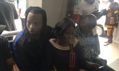 Naira Marley and Mother - Naira Marley: Lawyers 'Quarrel' Over Seat, Case Adjourned Till December
