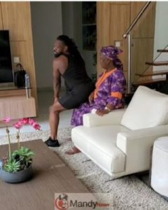 Timaya-and-Mother-240x300 Timaya Twerks For His Mother In New Video (Photos)