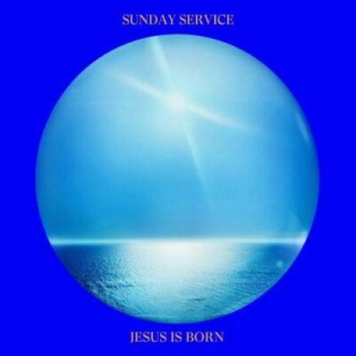 "Kanye West ""Jesus Is Born"" Cover Art"