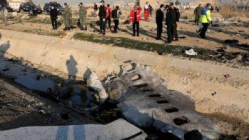 Boeing 737 carrying at least 170 crashes in Iran scaled - Iran Plane Crash: Iran Admits Killing 176 Ukrainian Passenger Plane