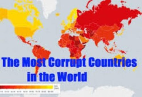 Most Corrupt Countries: Nigeria Ranked 146 Out Of 180 Countries