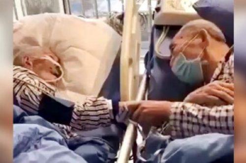 Chinese Elderly Couple Infected By Coronavirus