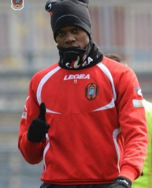 Footballer King Udoh Becomes First African To Contracts Coronavirus