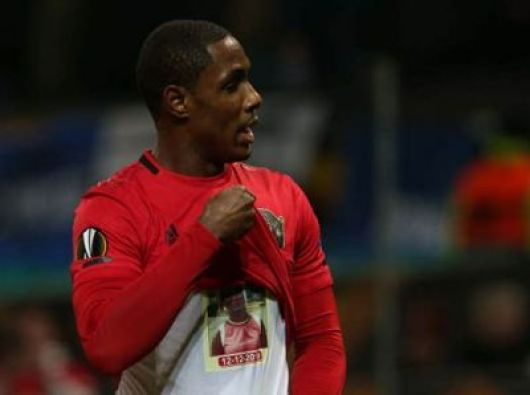 Odion Ighalo (Manchester United via Getty Images)