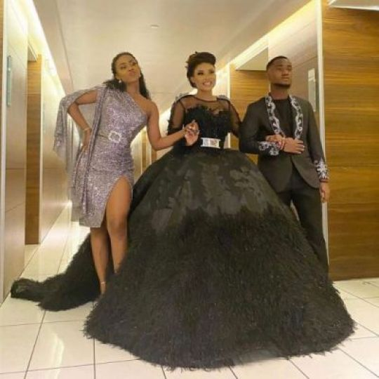 Red Carpet Photos From The AMVCA 2020