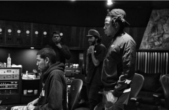 Jay Electronica x Jay-Z - A Written Testimony (Album)