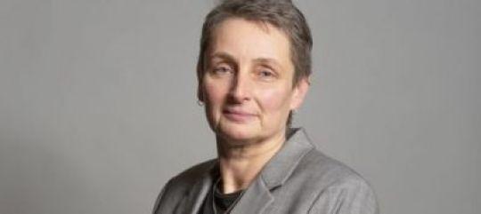 MP Kate Osborne