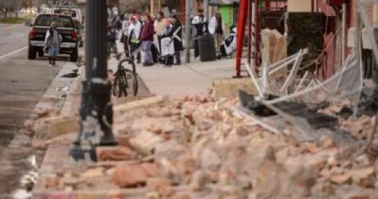 , Third Largest Earthquake In History Hits Utah, Shuts Down Airport
