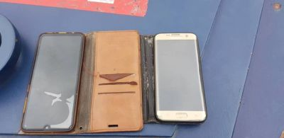 Samsung A70 and Samsung 7A+ stolen by the robbers
