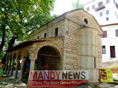 church in Makrinitsa