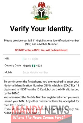 How To Get A Nigerian NATIONAL ID Card 2020 Guide