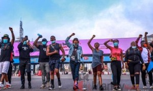 , Criminal Proceedings Opens Against 38 Celebrities At EndSARS Protests