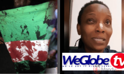 Watch DJ Switch Narrated The Lekki Tollgate Shooting