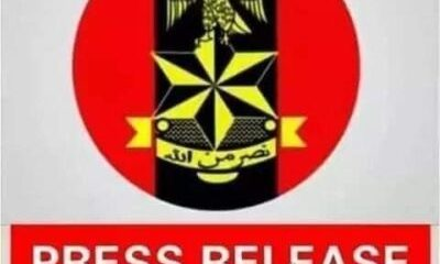 Nigerian Army Begin 'Crocodile Smile' Over #EndSARS Protests